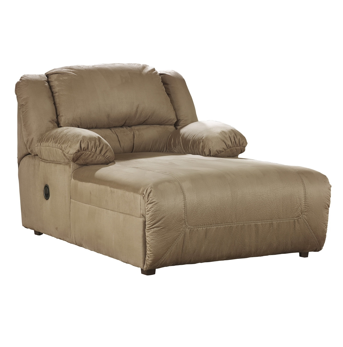 Ashley Furniture Chaise Lounge Couch (View 15 of 15)