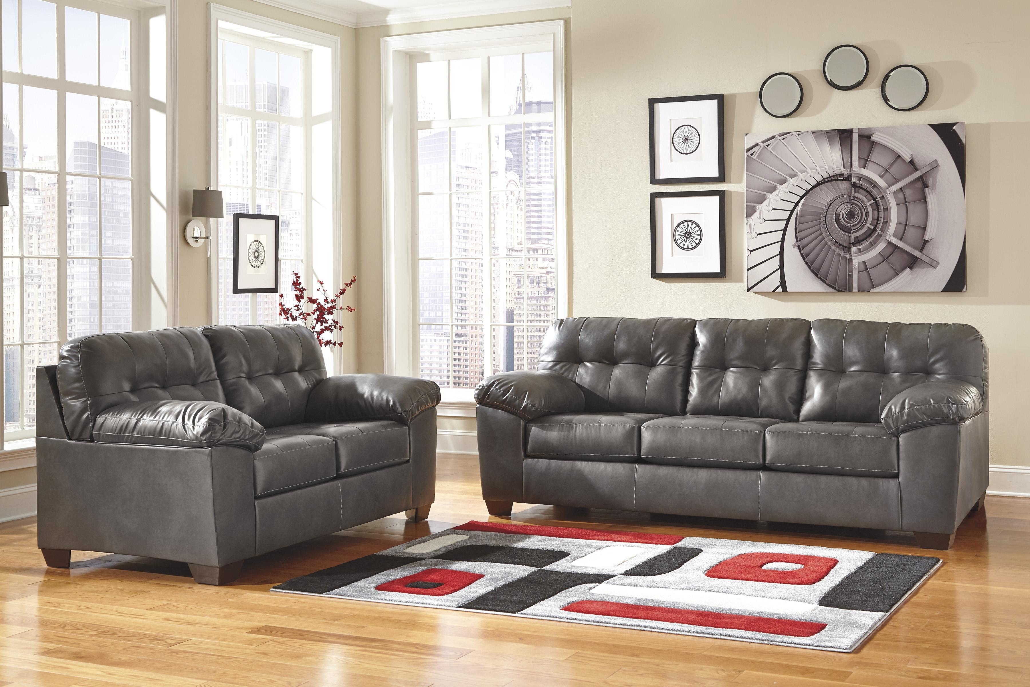 Ashley Furniture Hamiltons Sofa (View 3 of 15)