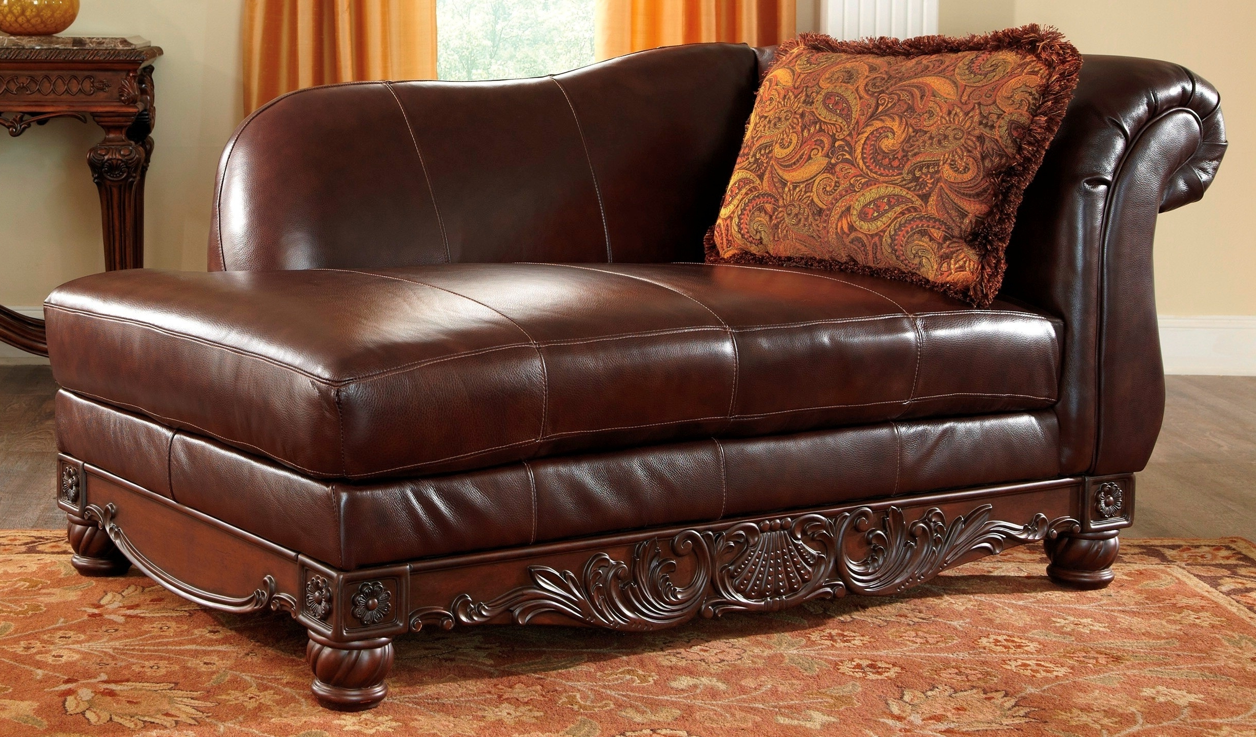 Ashley Furniture Reclining Chaise Lounge – Sectional Sofa Design Within Most Recently Released Ashley Furniture Chaise Lounges (View 12 of 15)