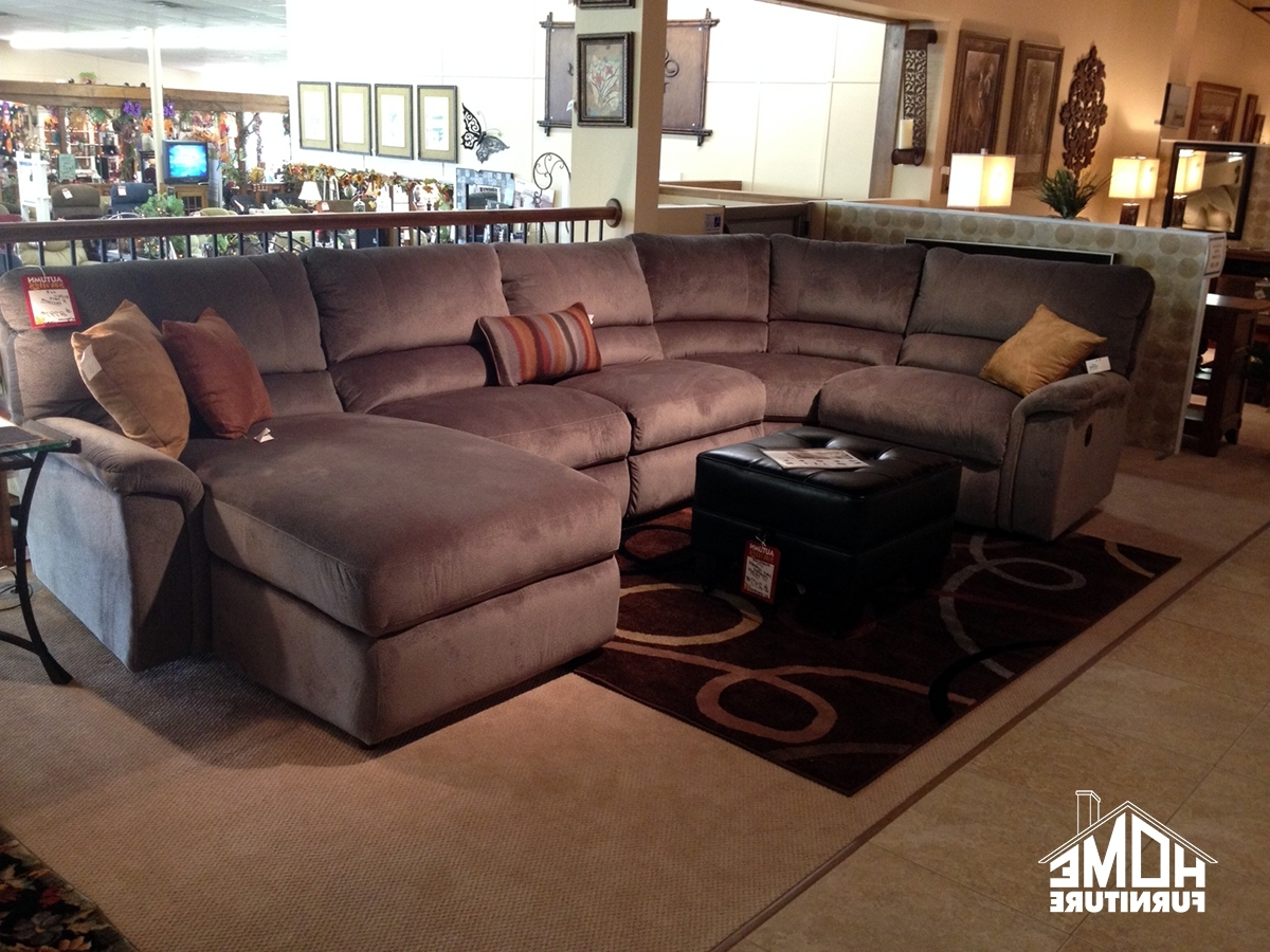 Ashley Furniture Reviews Claire 3 Piece Chaise Sectional Lazy Boy Regarding Most Recent La Z Boy Sectional Sofas (View 14 of 15)