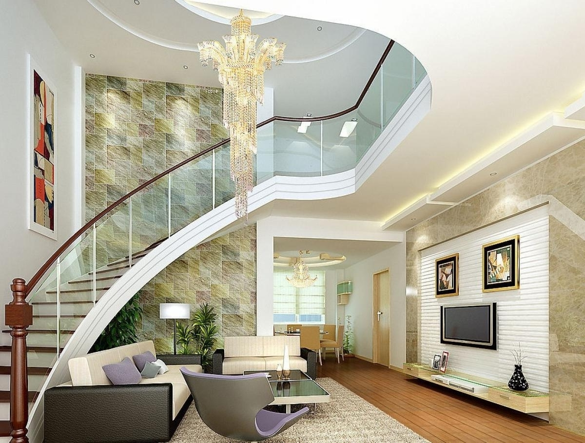 Asian Chandeliers Within Most Current Home Design : Modern Chandeliers For Staircase Asian Compact Modern (View 5 of 15)