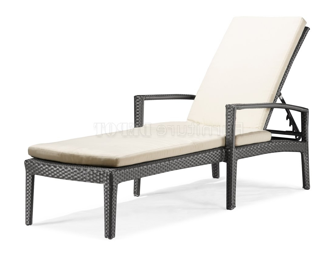 Atlanta Chaise Lounge Chairs With Widely Used Modern Outdoor Lounge Chairs – Free Reference For Home And (View 15 of 15)