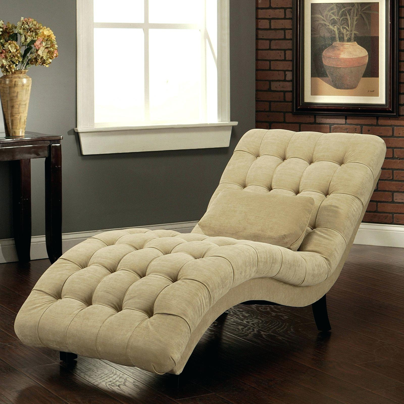 Awesome Microfiber Chaise Lounge Chair – Home With Regard To Favorite Microfiber Chaise Lounge Chairs (View 8 of 15)