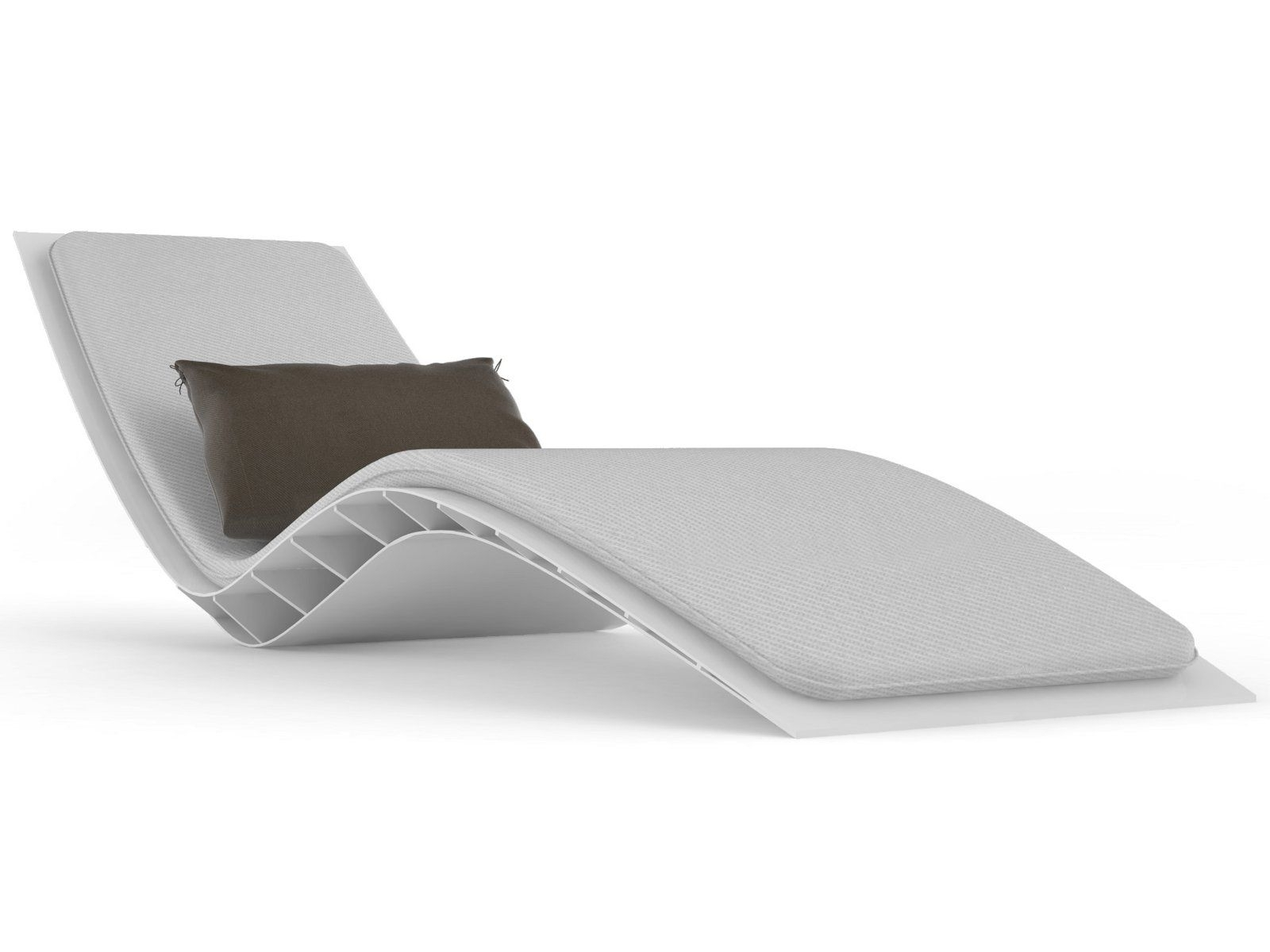 Awesome Modern Chaise Lounge Chair Cushions For Relaxing (View 1 of 15)