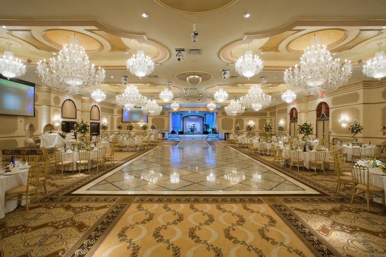 Ballroom Chandeliers regarding Recent I Am Obsessed With Ballrooms With Chandeliers :) So Naturally I'd