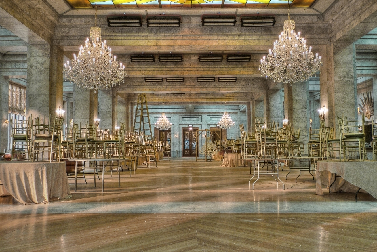 Ballroom Chandeliers Throughout Most Recent Crystal Chandelier Ballroom – Chandelier Designs (View 12 of 15)