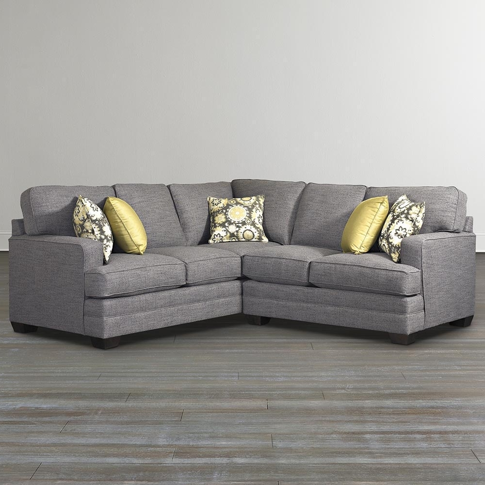 Bassett Furniture For Latest Sectional Sofas At Bassett (View 4 of 15)