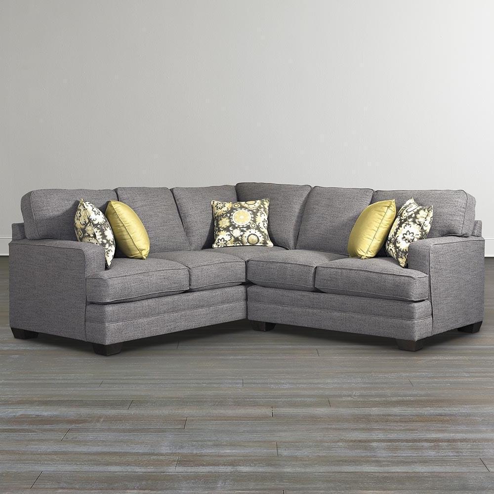 Bassett Furniture For Latest Sectional Sofas At Bassett (View 10 of 15)