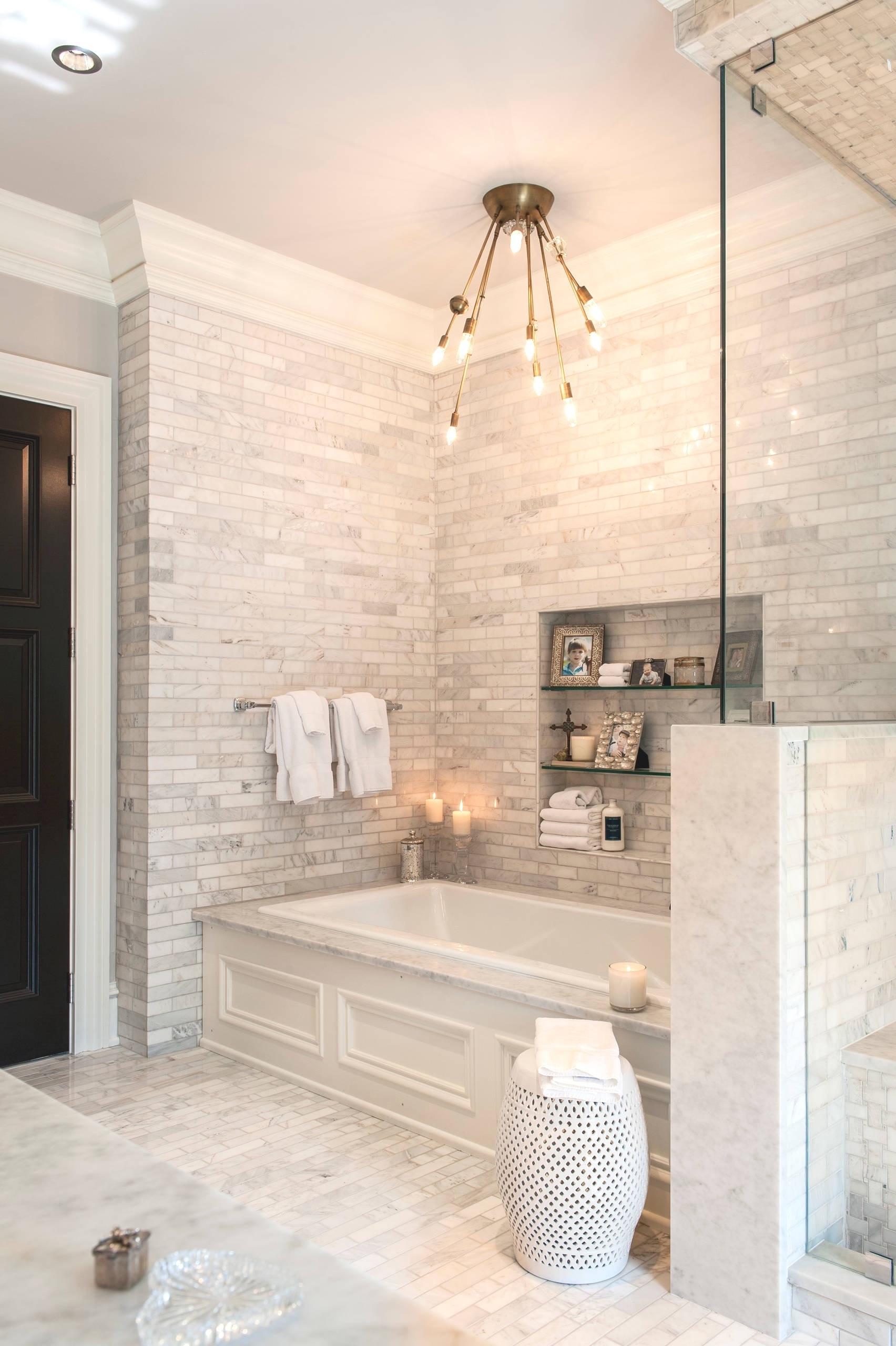 Bathroom Ceiling Lighting Ideas (View 8 of 15)