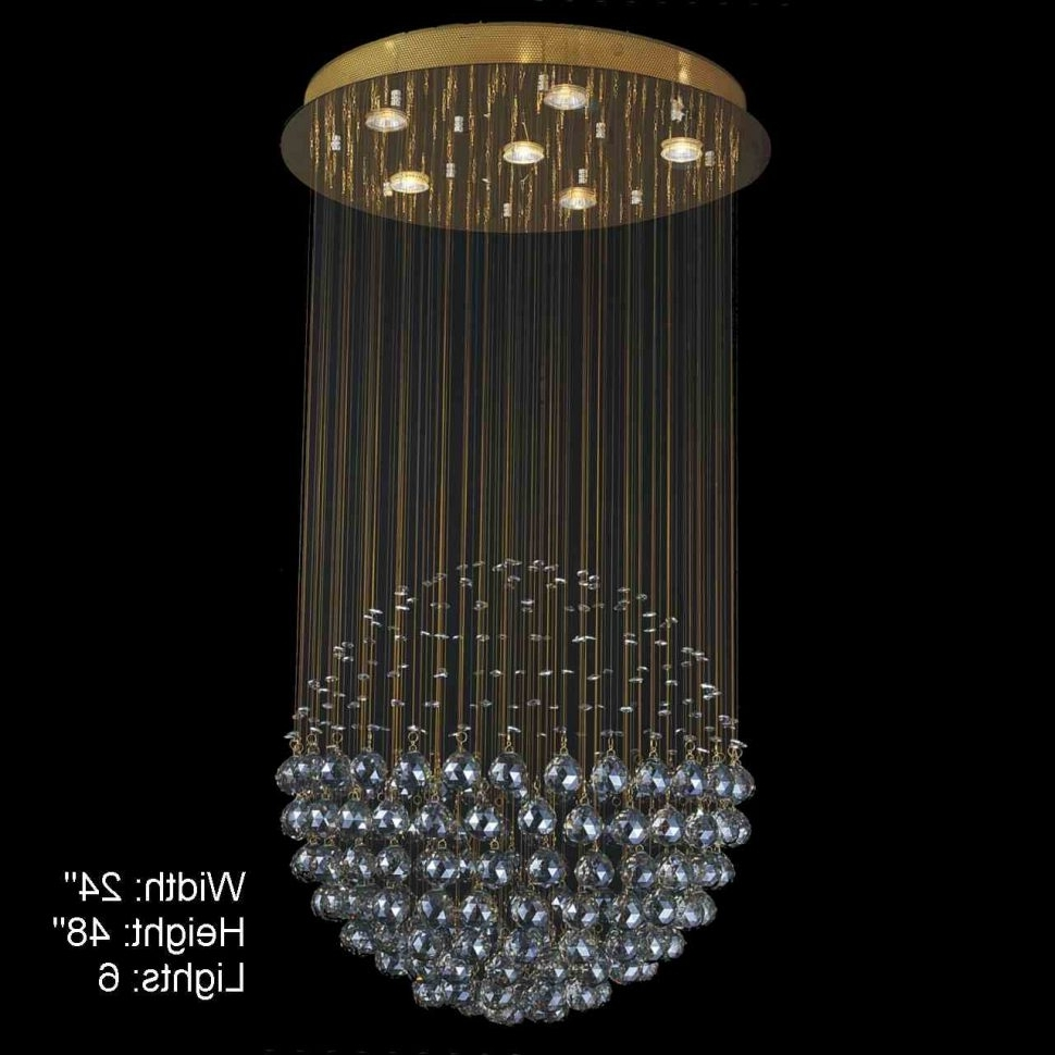 Bathroom Chandeliers Sale With Well Liked Lighting : Nice Chandelier For Dining Room Crystal Lamp Chandelier (View 6 of 15)