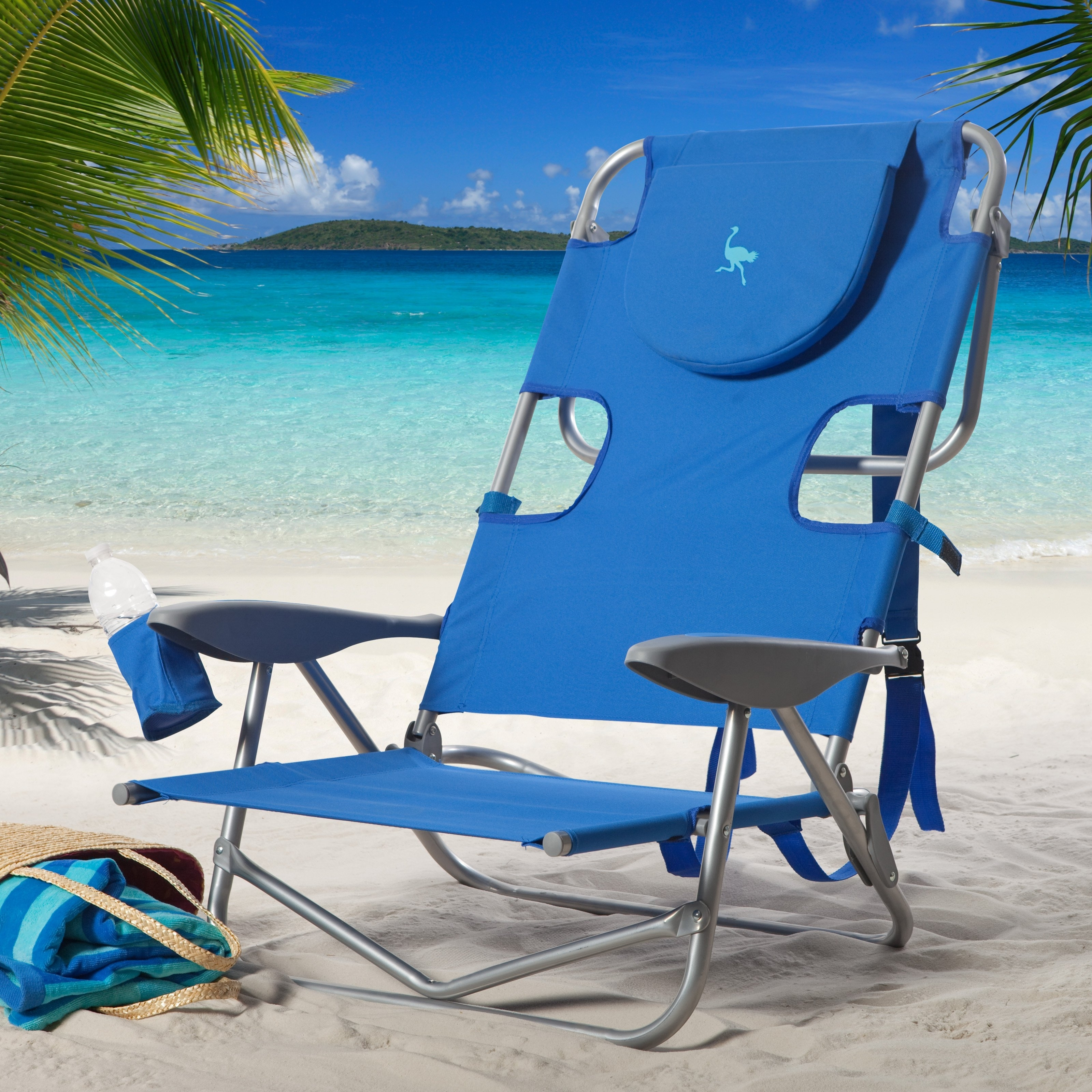 Beach Chairs – For A Comfortable And Relaxing Vacation Time Within Fashionable Beach Chaises (View 6 of 15)