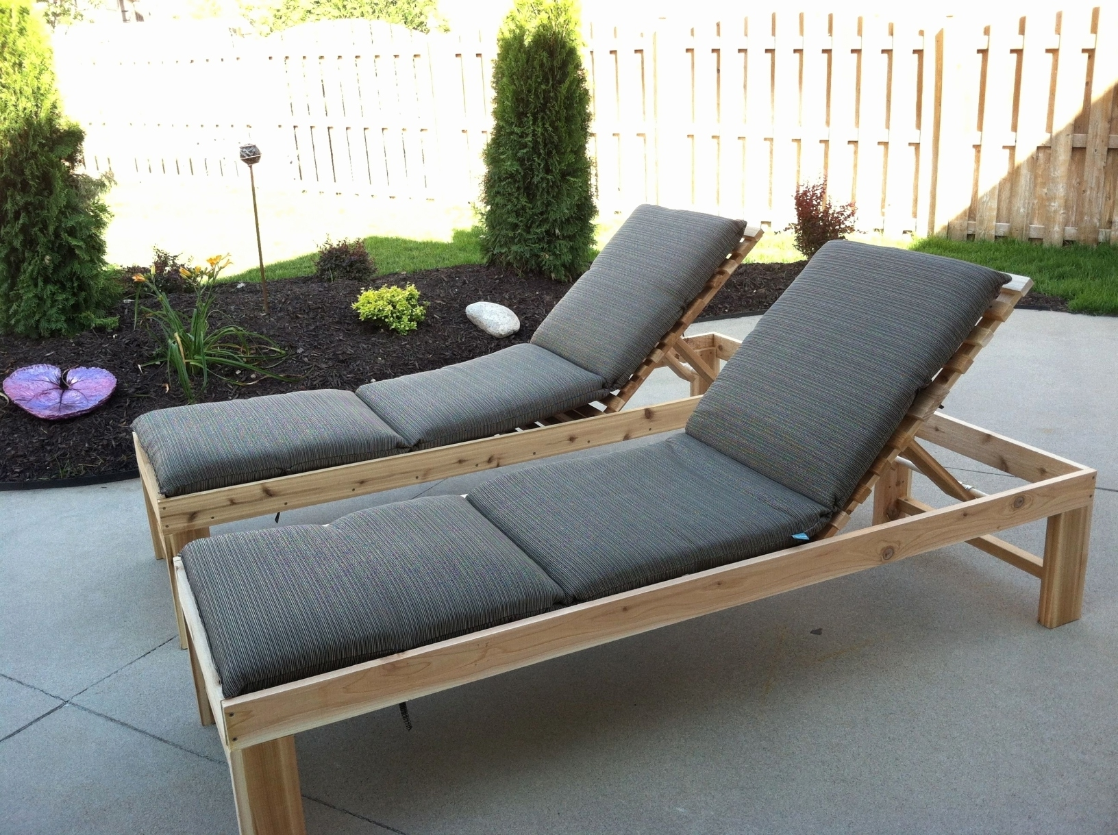 Beach Chaise Lounge Chairs Amazing Diy Chaise Lounge Diy Outdoor In Well Known Diy Chaise Lounge Chairs (View 1 of 15)