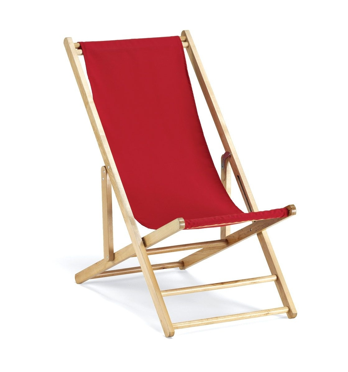 Beach Chaises Pertaining To Popular Sling Chair: Maintain And Clean Your Sling Chair Like (View 14 of 15)