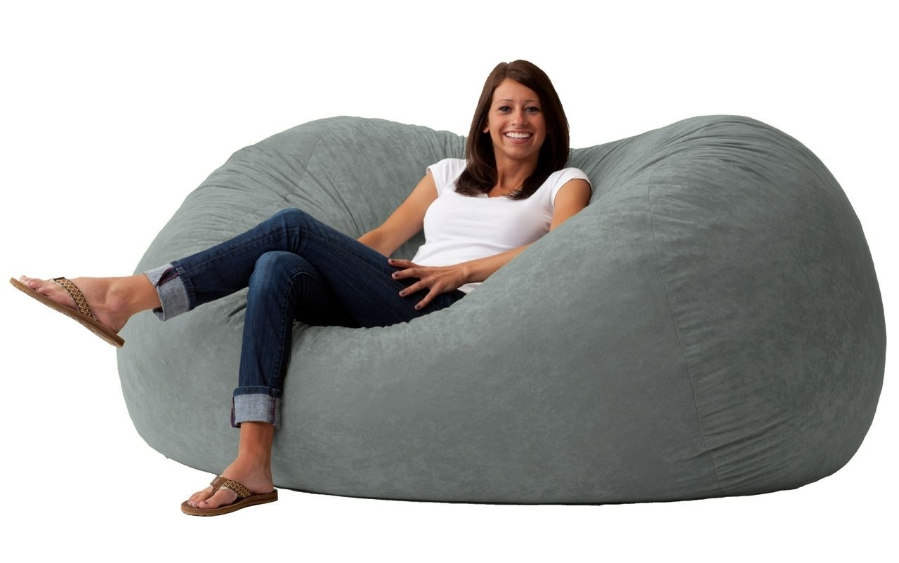 Bean Bag Sofa Couches In Newest Bean Bag Sofas And Chairs (View 12 of 15)