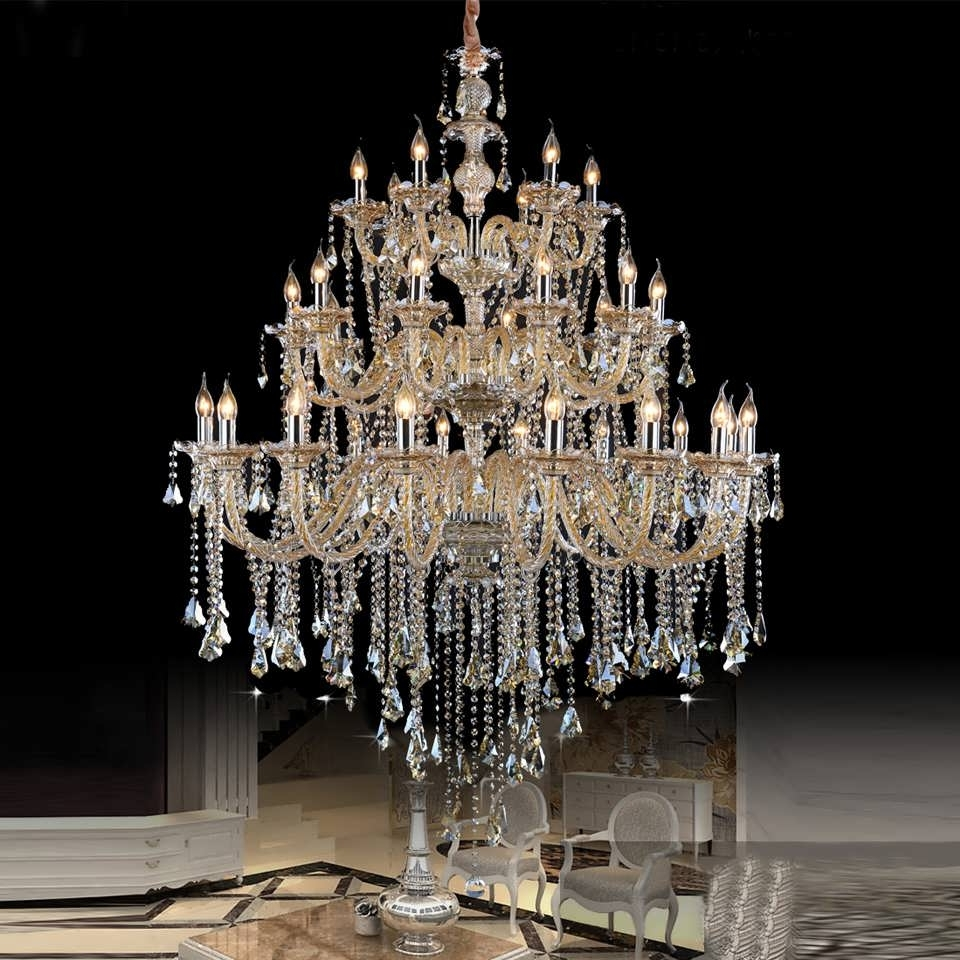 Beautiful Chandelier For Well Known Chandelier : Small Chandeliers Beautiful Chandeliers Modern Crystal (View 2 of 15)