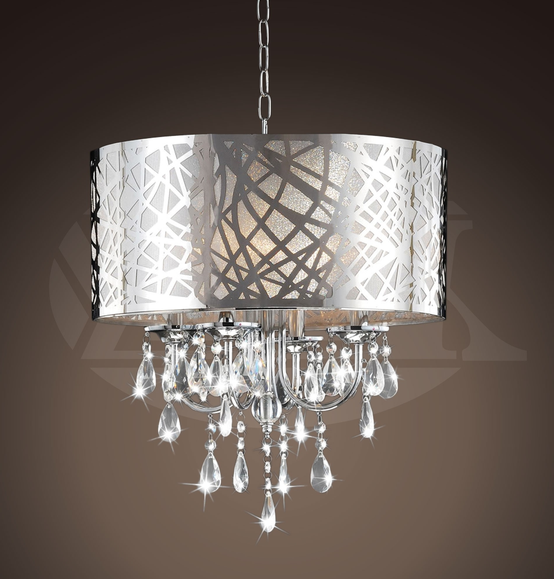 Beautiful Chandelier Intended For Most Recently Released Chandeliers : Modern Crystal Chandelier Beautiful Chandelier (View 3 of 15)