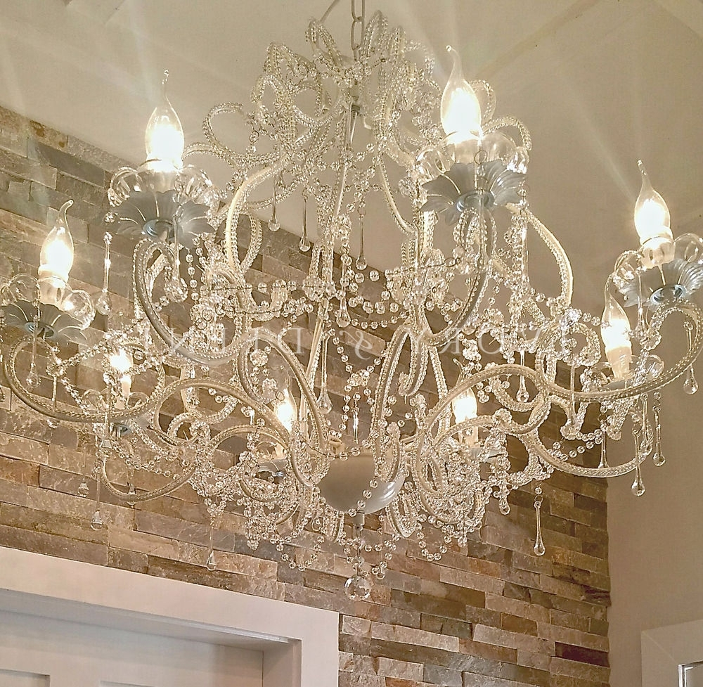 Beautiful Chandelier Website For Most Current Cream Crystal Chandelier (View 7 of 15)