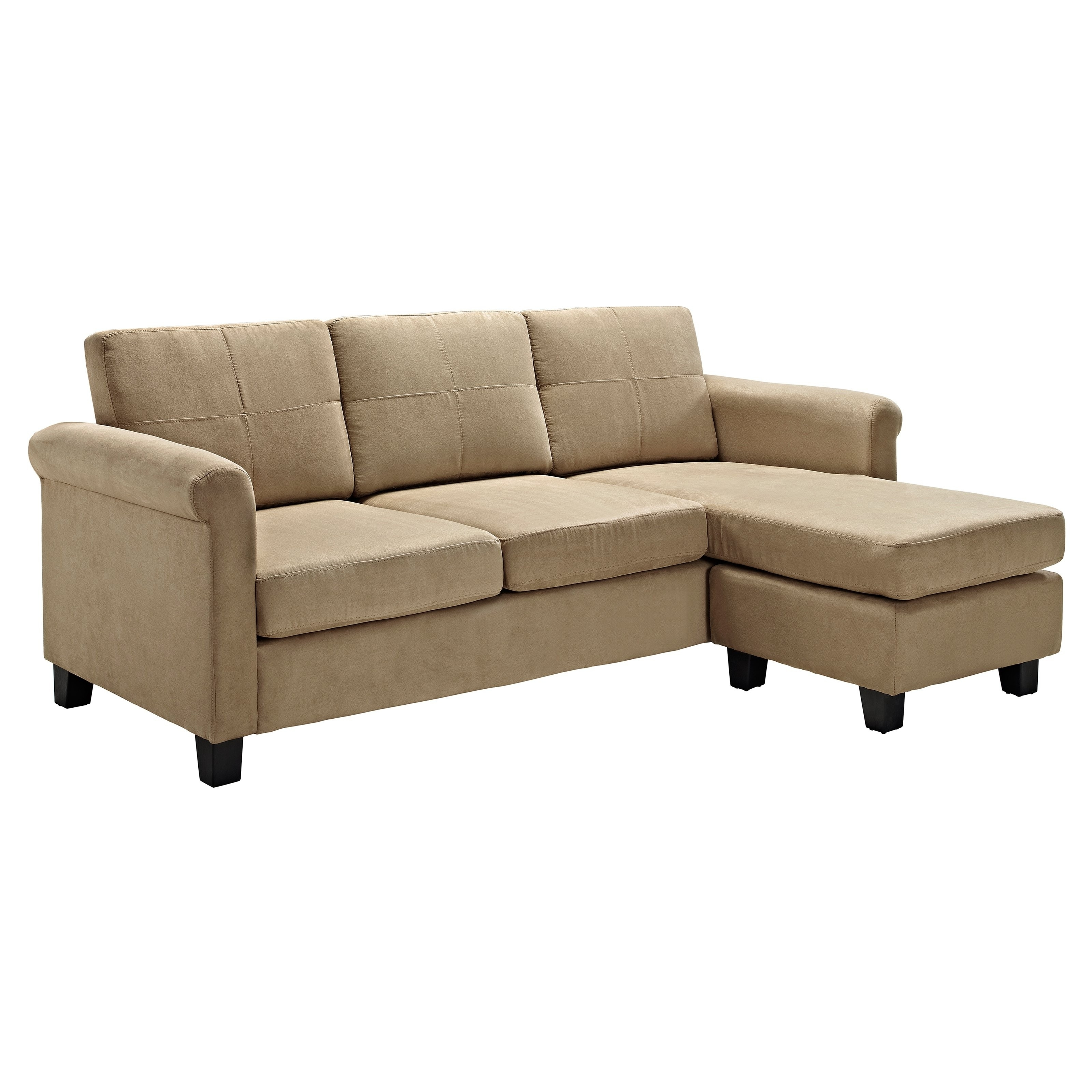 Beautiful Target Sectional Sofa – Buildsimplehome Throughout Favorite Target Sectional Sofas (View 13 of 15)