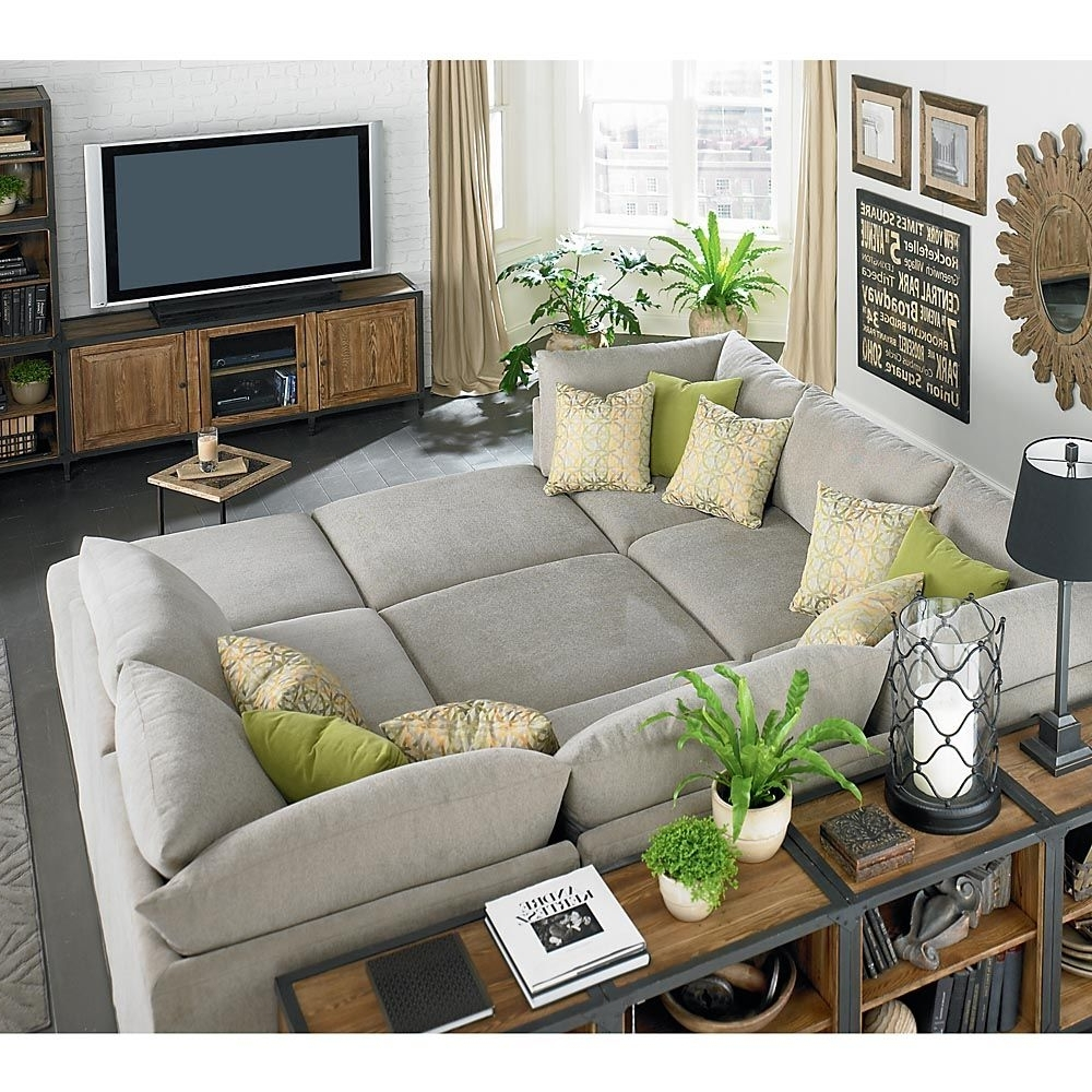 Beckham Pit Sectional (View 1 of 15)