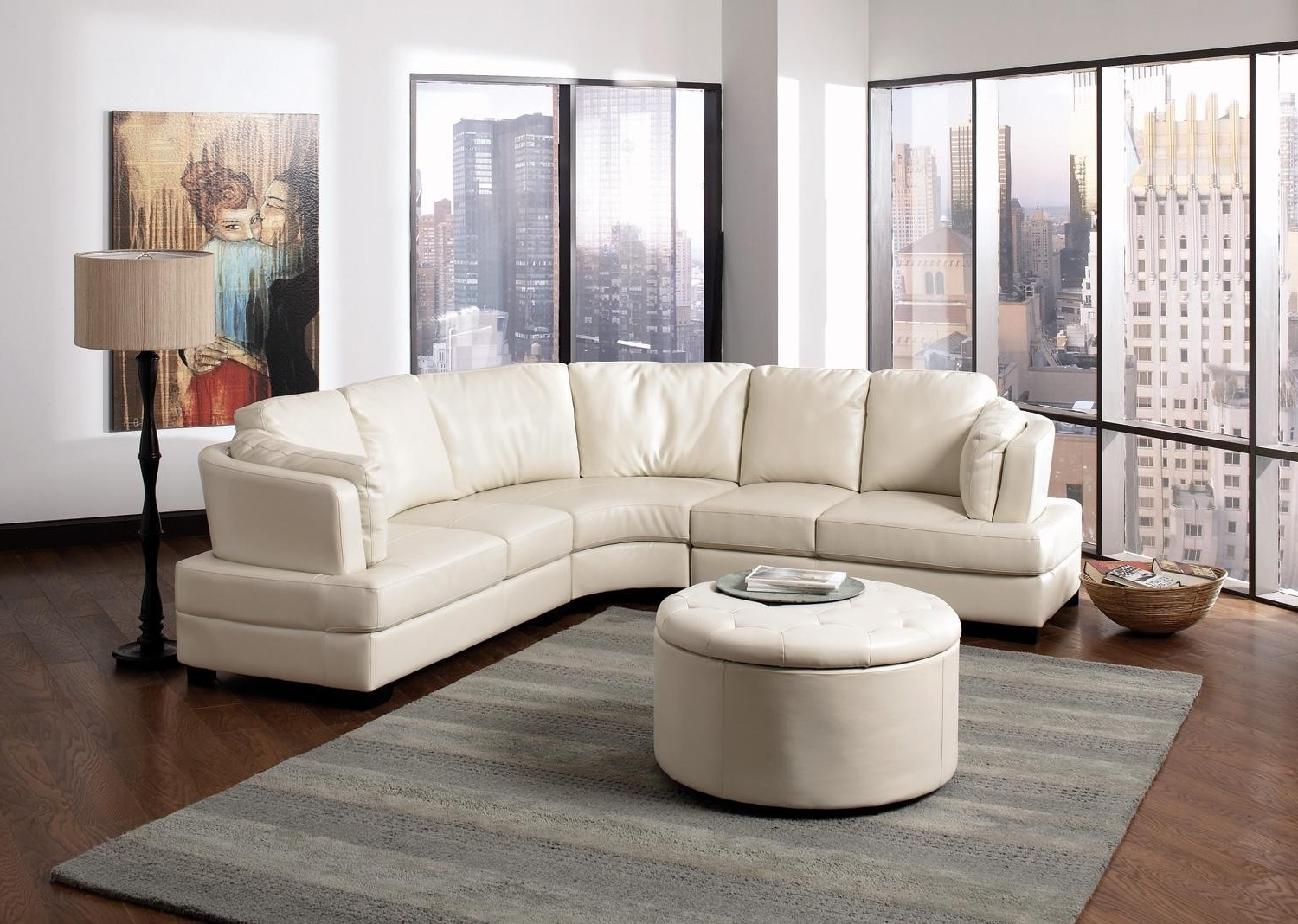 Bedroom: Awesome U Shaped Sectional Canada U Shaped Sectionals In Best And Newest Canada Sectional Sofas For Small Spaces (View 5 of 15)