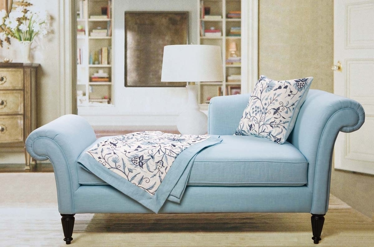 Bedroom Sofas Regarding Popular Small Couches For Bedrooms Ideas – Glamorous Bedroom Design (View 11 of 15)