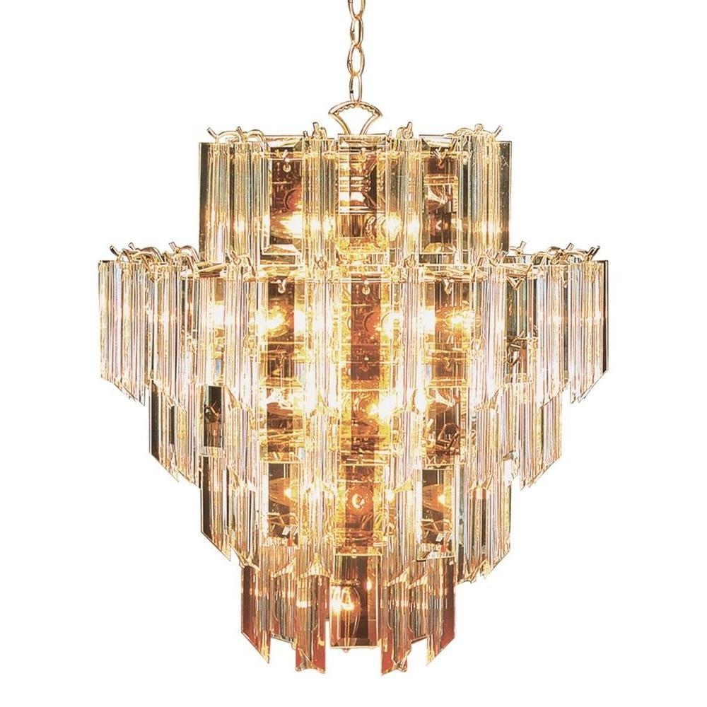 Featured Photo of Acrylic Chandelier Lighting