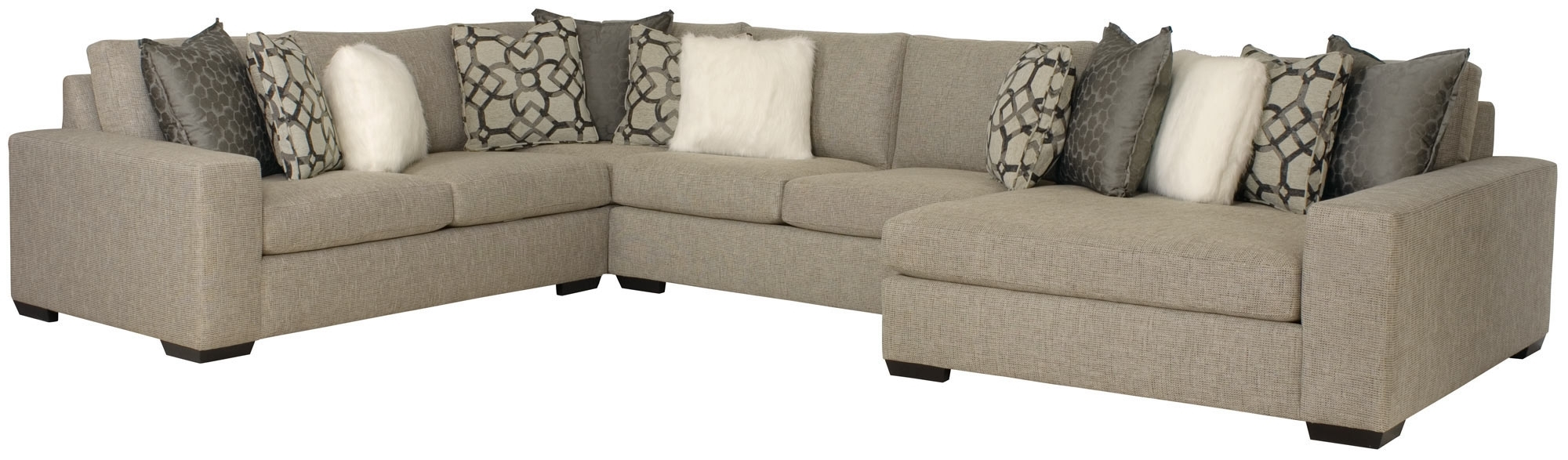 Bernhardt Inside Current Orlando Sectional Sofas (View 2 of 15)
