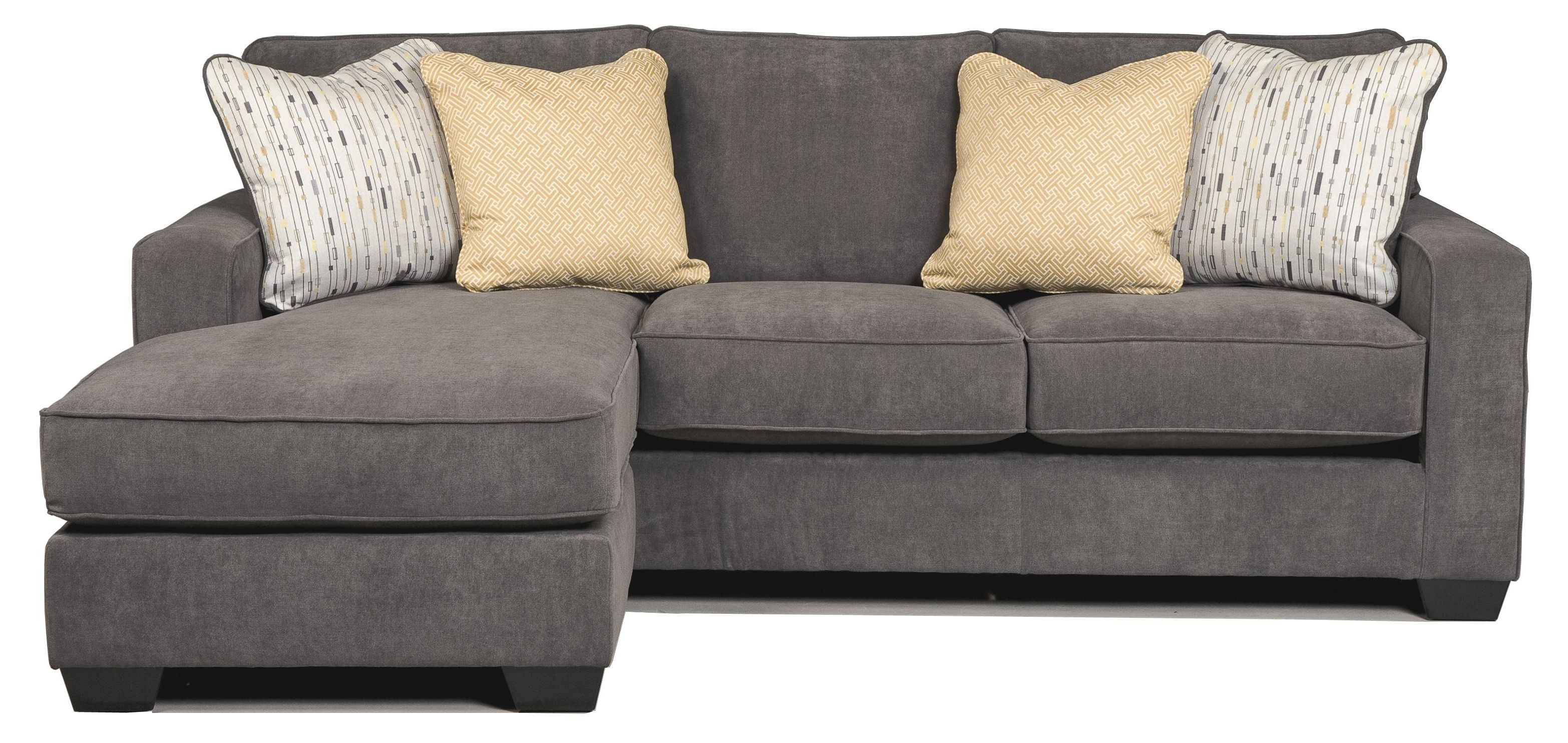 Best And Newest Ashley Signature Design Hodan – Marble 7970018 Contemporary Sofa Throughout Sofas With Chaise (View 3 of 15)