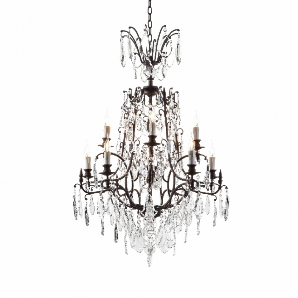 Best And Newest Baroque Chandelier Within Baroque Chandelier (View 3 of 15)