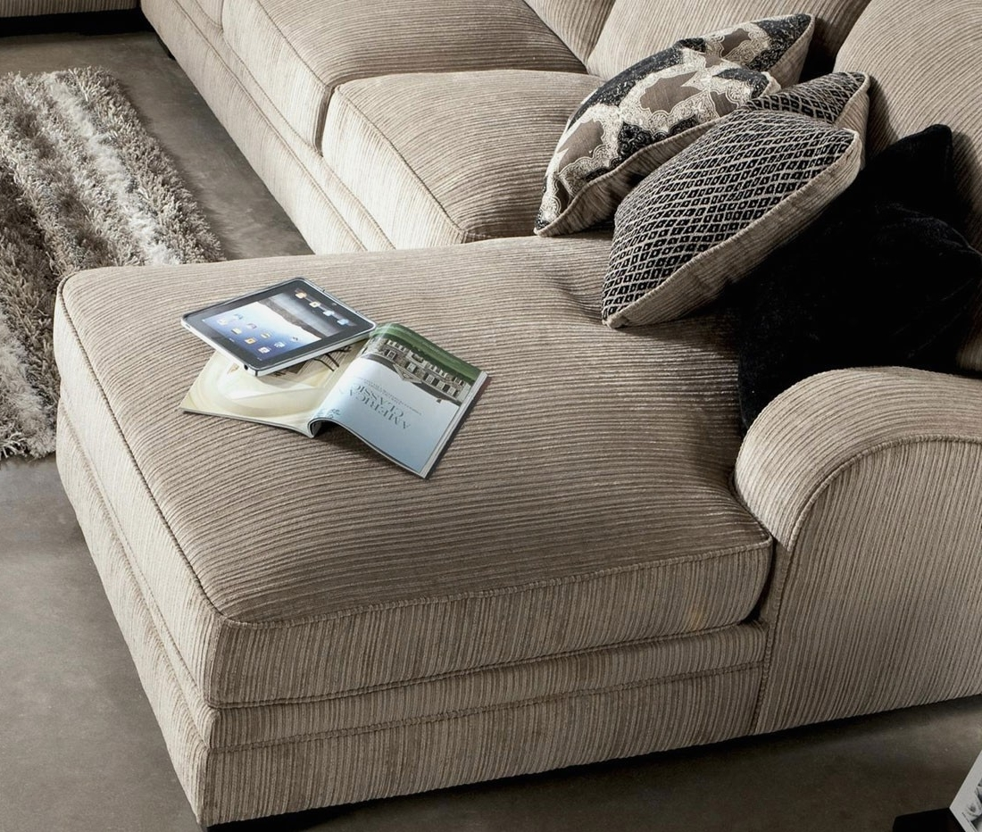 Best And Newest Best Sectional Sofa For Family Luxury Wonderful Fabric Sectional Regarding Fabric Sectional Sofas With Chaise (View 4 of 15)