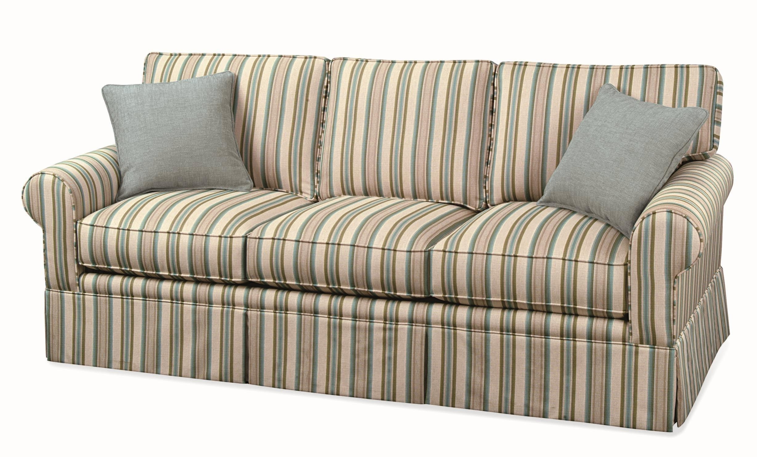 Best And Newest Braxton Culler Benton Casual Three Seater Sofa With Rolled Arms Regarding Braxton Sofas (View 7 of 15)