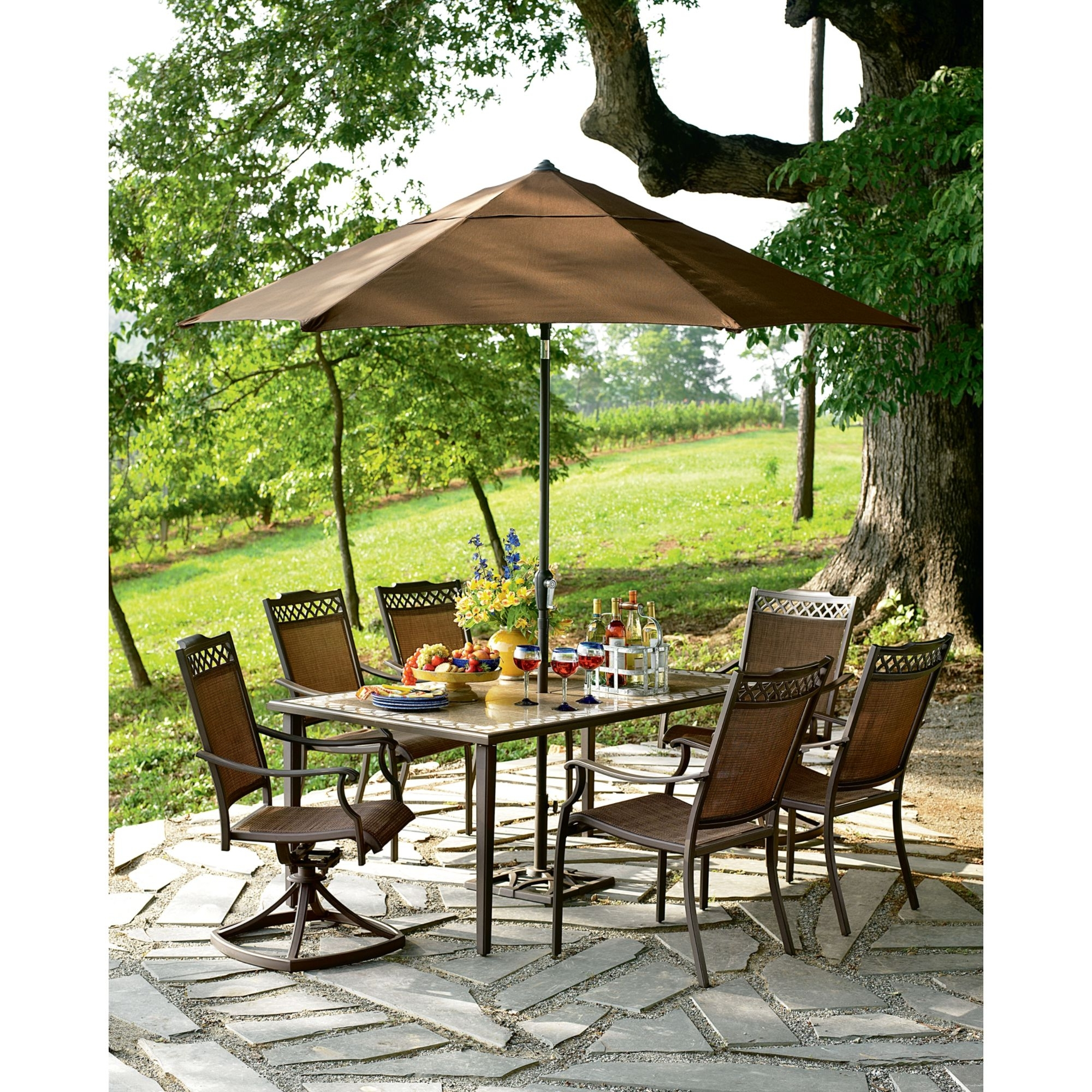 Best And Newest Chaise Lounge Chairs At Sears With Regard To Patios: Enjoying Your Meals Outdoors With Sears Outlet Patio (View 3 of 15)