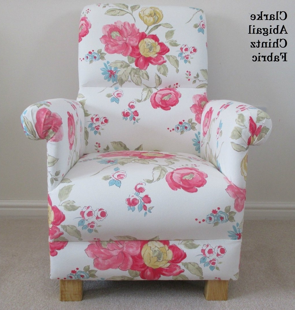 Best And Newest Chintz Sofas With Regard To Armchair : Chintz Fabric Sofas Calico Meaning In Hindi What Is (View 3 of 15)
