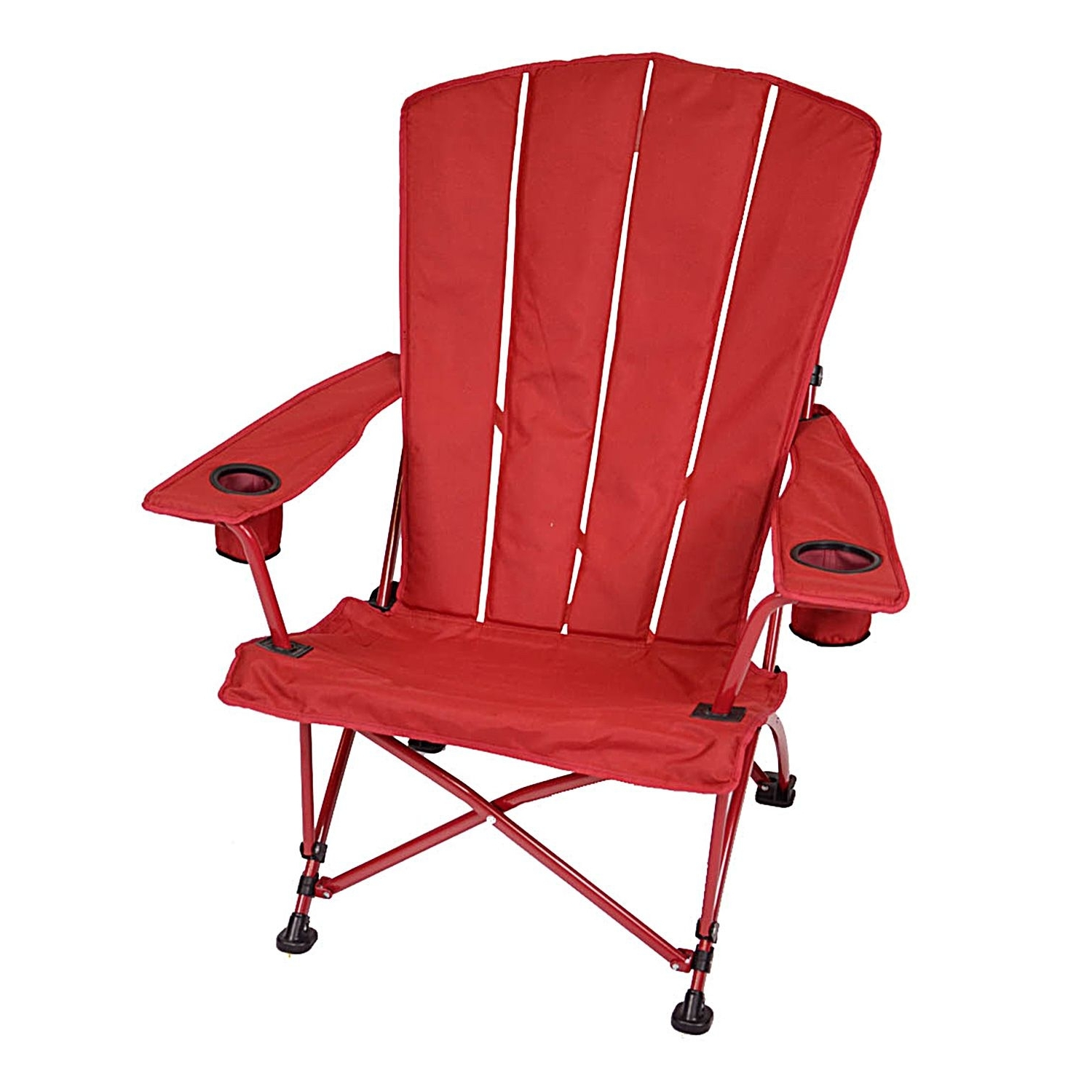 Best And Newest Foldable Adirondack Chair – Red – Sam's Club Most Comfortable Camp Within Sam's Club Chaise Lounge Chairs (View 13 of 15)