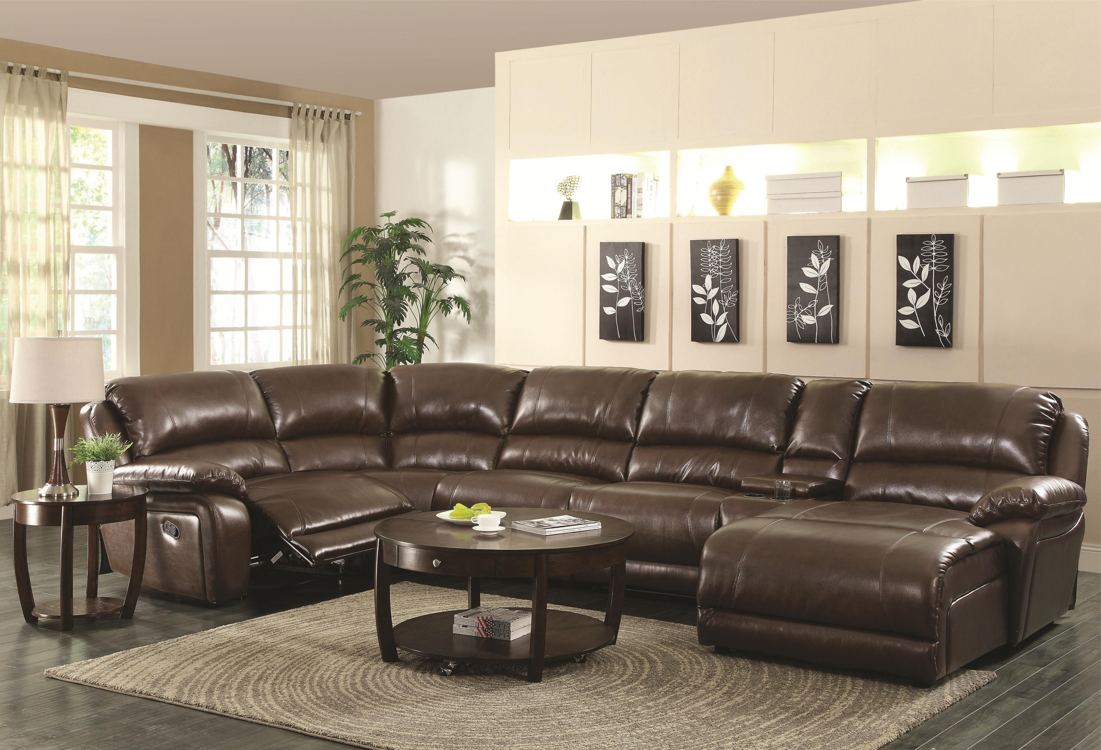 Best And Newest Home : Elegant Sectional Sofas With Recliners And Chaise Home In Elegant Sectional Sofas (View 3 of 15)