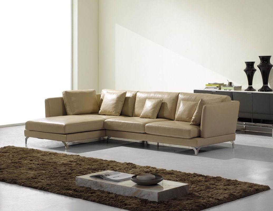 Best And Newest Italian Leather Sectional Sofa Set — The Clayton Design : Modern Regarding High End Leather Sectional Sofas (View 3 of 15)