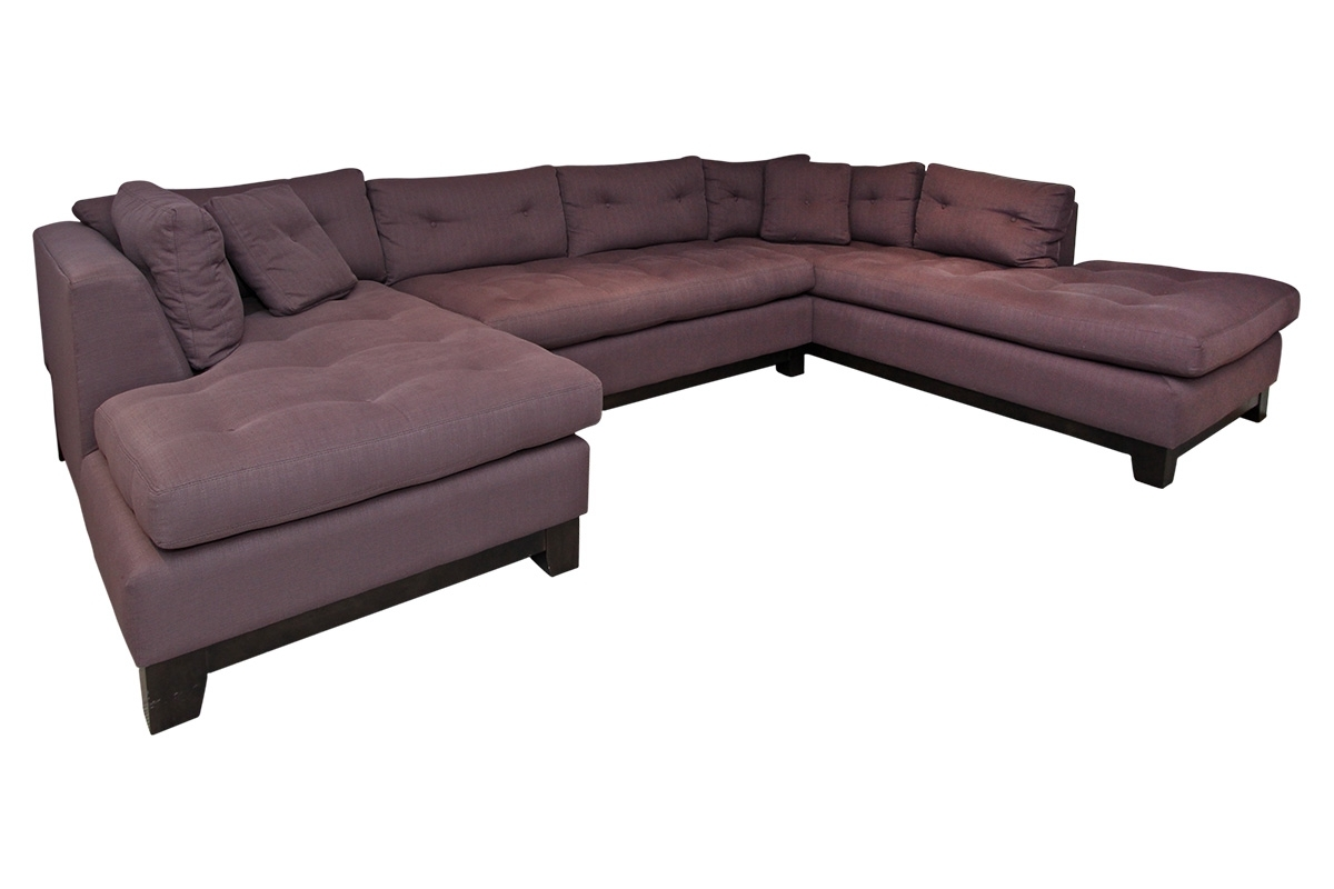Best And Newest Kingston Sectional Sofas Regarding Viyet – Designer Furniture – Seating – Mcceary Modern Kingston (View 3 of 15)