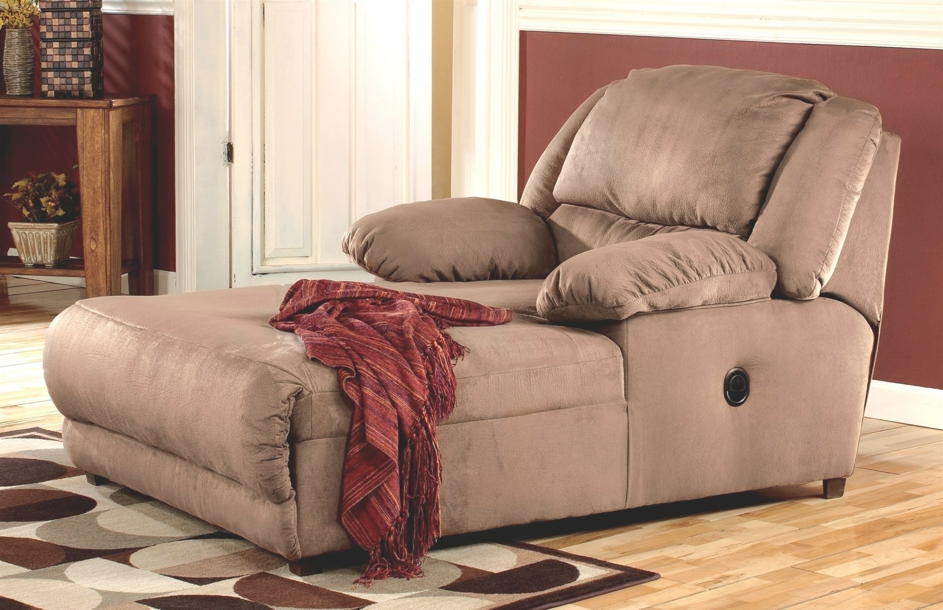 Best And Newest Oversized Chaise Lounge Indoor Ideas — Cdbossington Interior Design For Oversized Chaise Lounges (View 5 of 15)