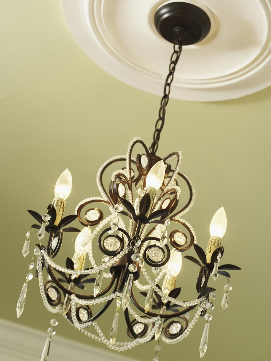 Featured Photo of Chandelier Accessories