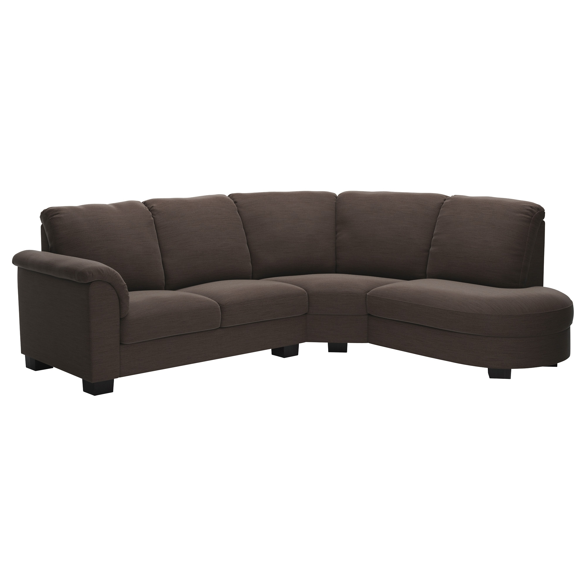 Best And Newest Tidafors Sectional, 3 Seat – Hensta Gray – Ikea Within Ikea Sectional Sofa Beds (View 2 of 15)