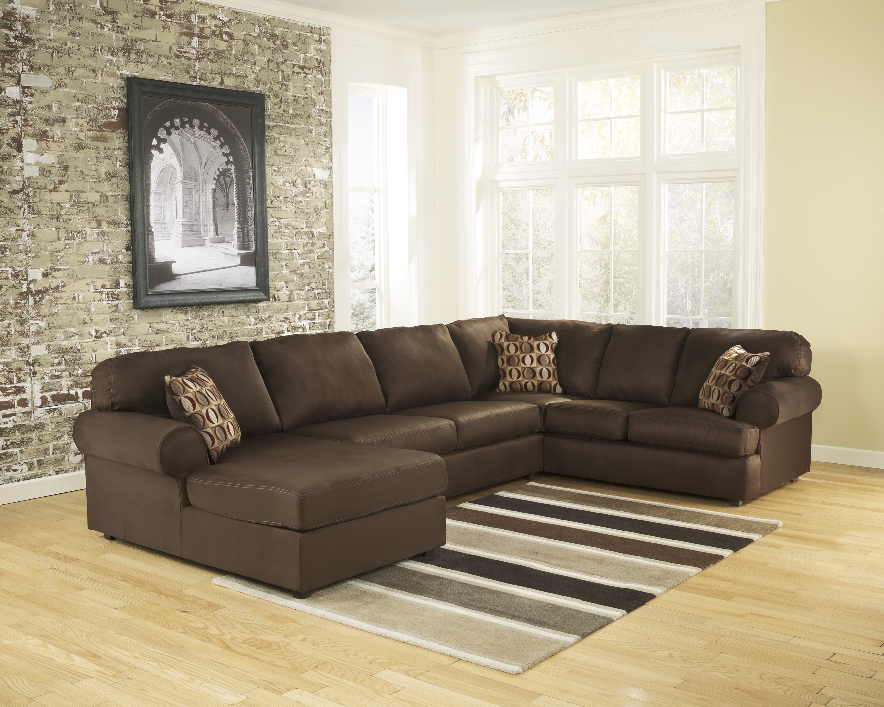 Best Ashleys Furniture Sectionals Pictures – Liltigertoo Pertaining To Most Popular 10X8 Sectional Sofas (View 6 of 15)