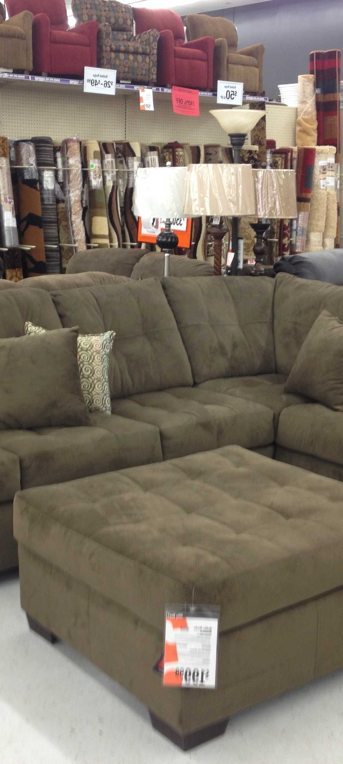 Big Lots Sofas Regarding Favorite Sofa : Mocha Sectional Sofa Big Lots Manhattan Sectional Sofa Big (View 15 of 15)