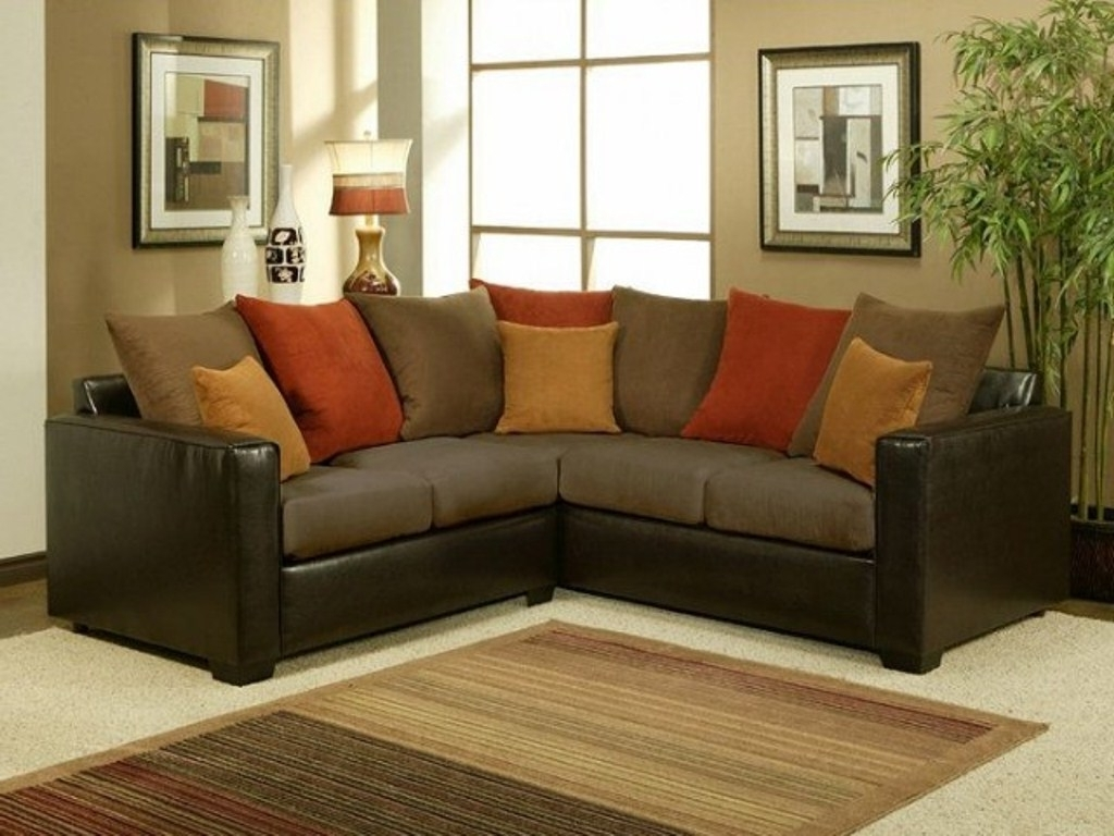 Big Lots Sofas Within Widely Used Sectional Sofas For Small Spaces Big Lots – Surripui (View 13 of 15)
