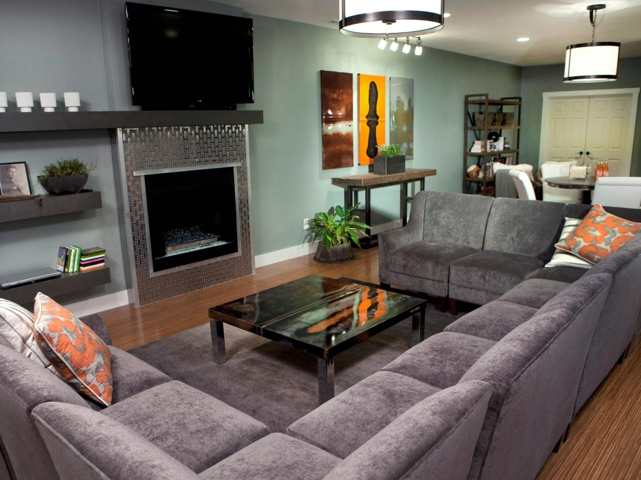 Big U Shaped Sectionals Throughout Most Current Large U Shaped Sofa 96 With Large U Shaped Sofa – Fjellkjeden (View 4 of 15)