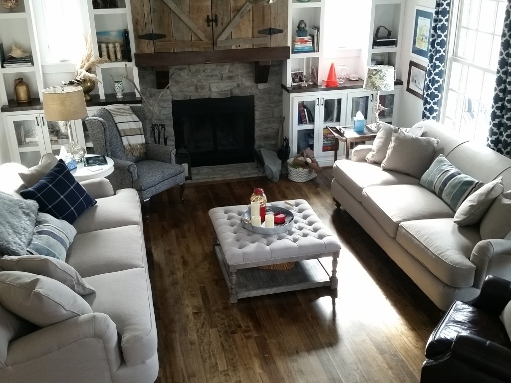 Birch Lane Durham Sofas: They Arrived! – Cleverly Inspired With Trendy Lane Furniture Sofas (View 3 of 15)