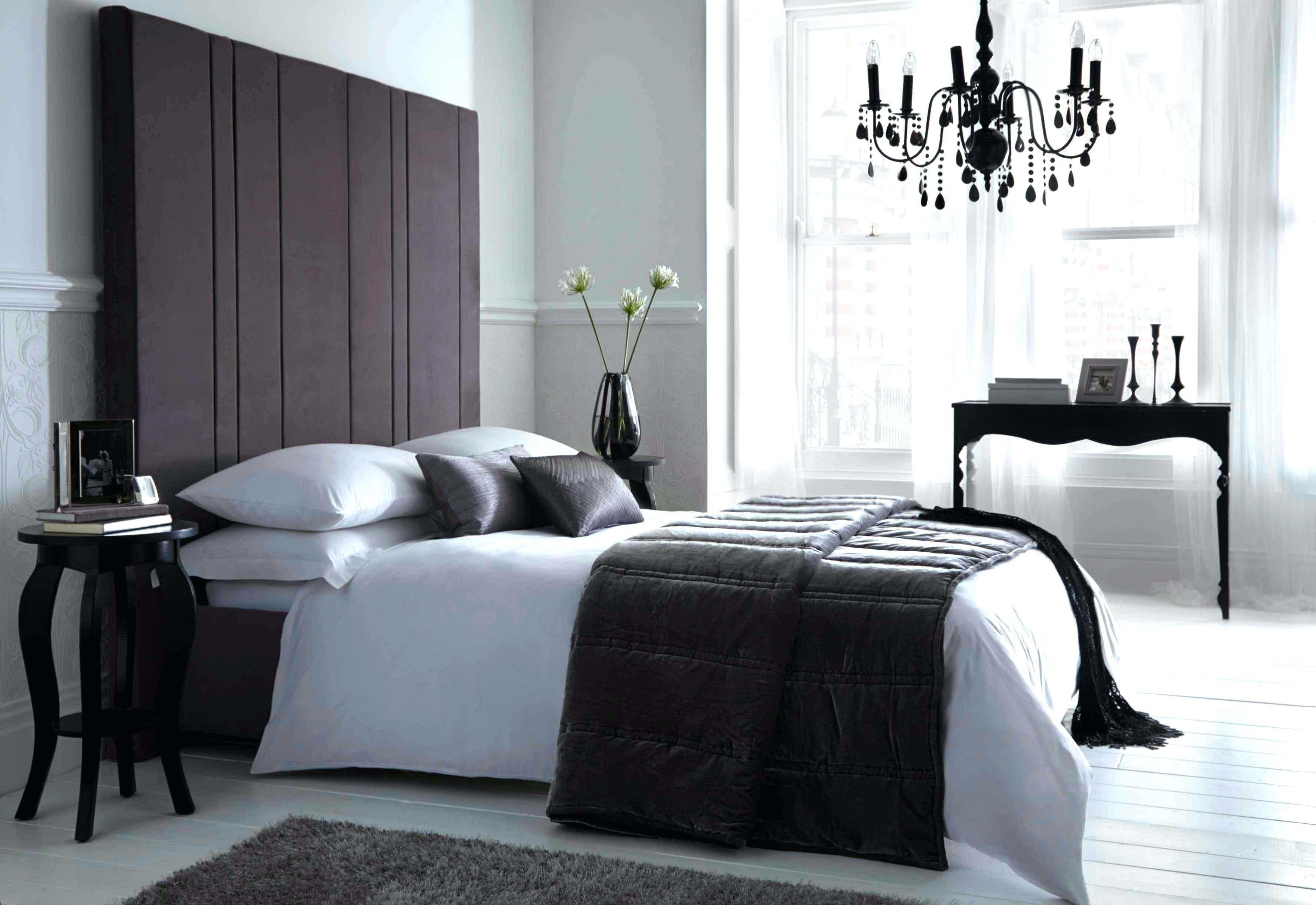Featured Photo of Black Chandelier Bedroom