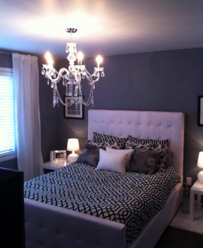 Black Chandelier Bedroom Pertaining To Well Liked Black Chandelier Bedroom Small Black Chandelier For Bedroom Pictures (Gallery 6 of 15)