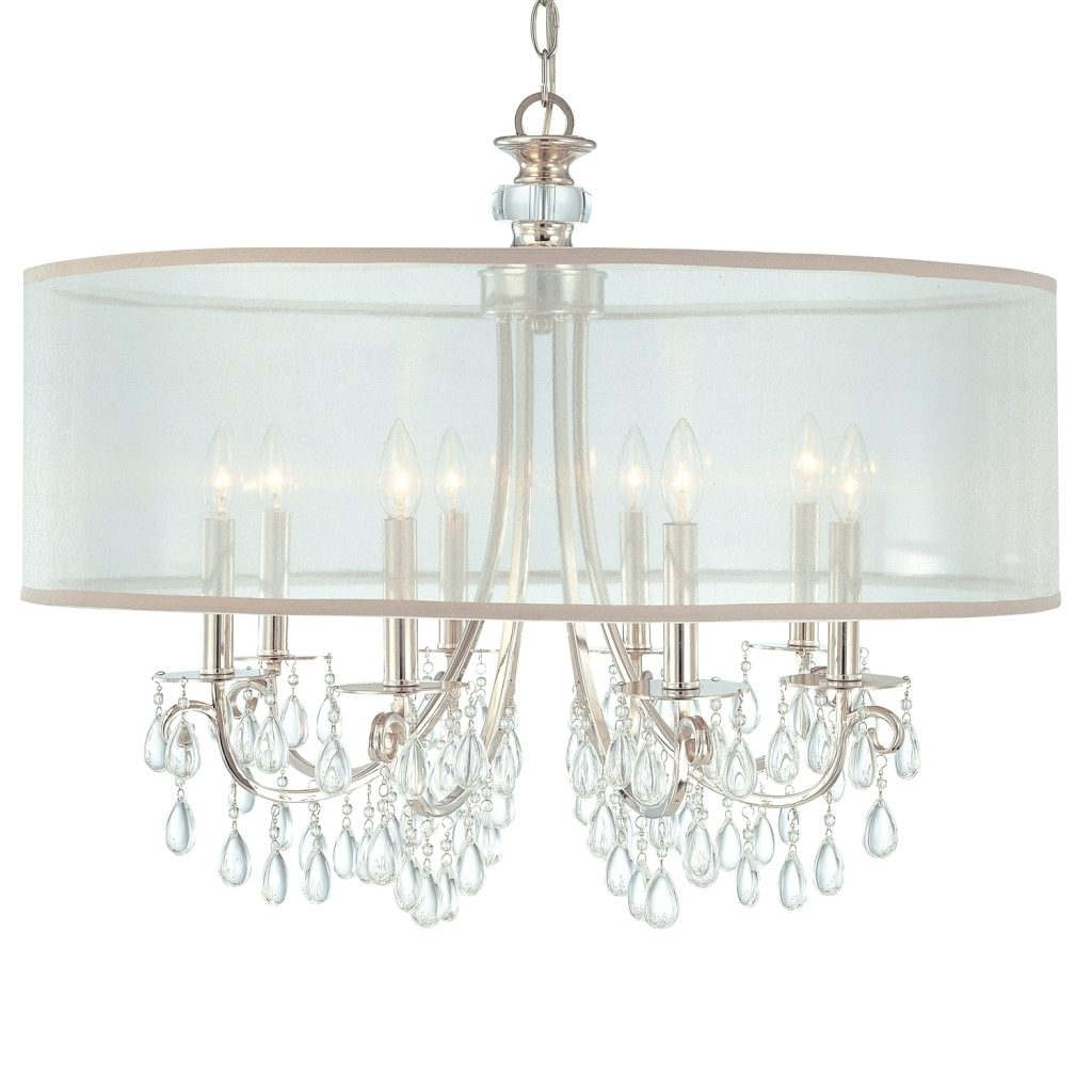 Black Chandelier Wall Lights For Most Current Chandeliers ~ Crystorama Chandeliers Crystorama Flush Mount (View 2 of 15)