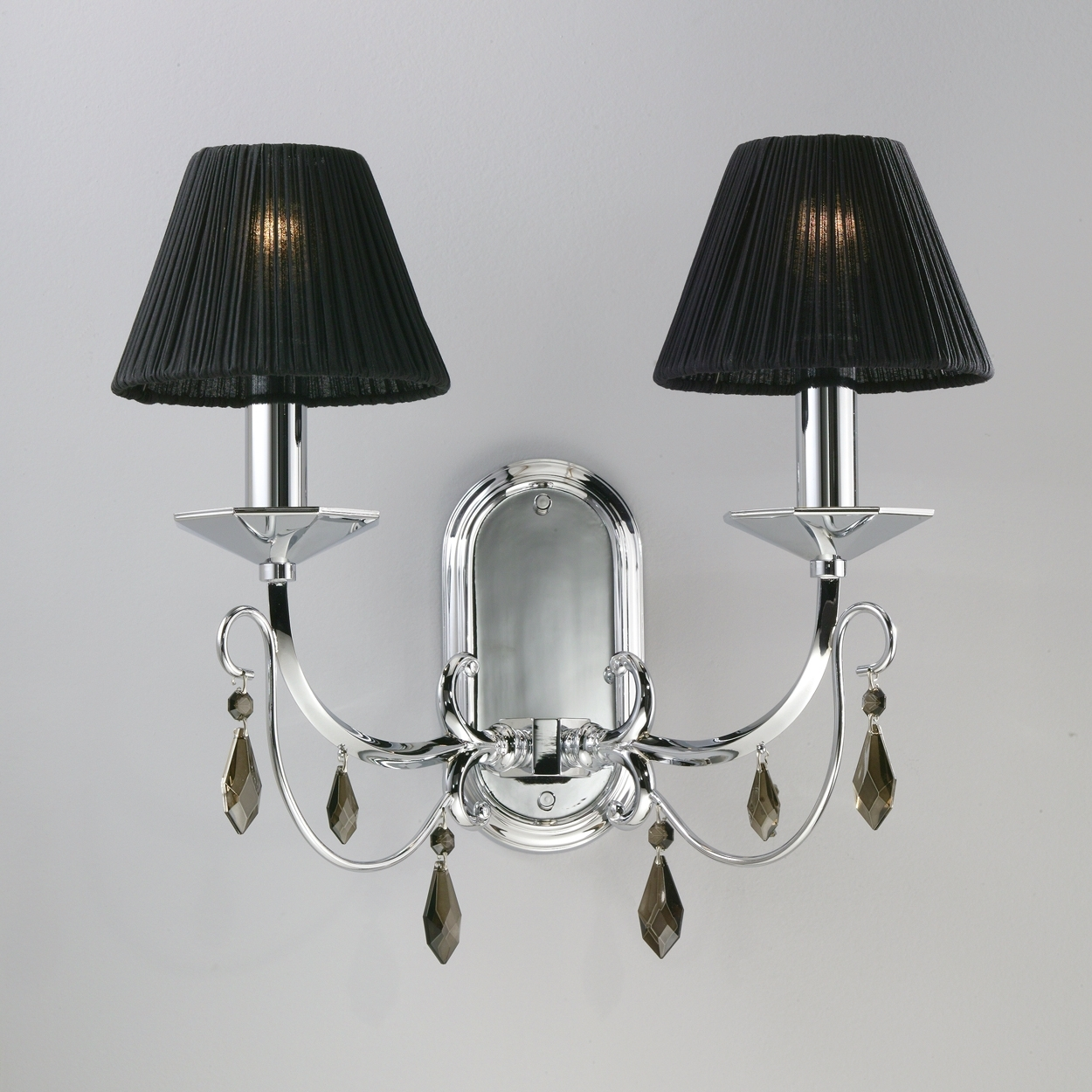 Black Clip On Lamp Shades – Lamp Design Ideas With Regard To 2018 Chandelier Lamp Shades Clip On (View 10 of 15)