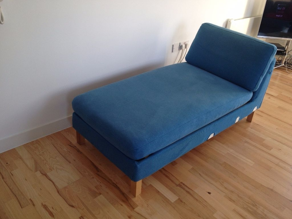 Blue Chaise Covers House Decorations And Furniture : Project Diy Within Well Known Karlstad Chaise Covers (View 4 of 15)